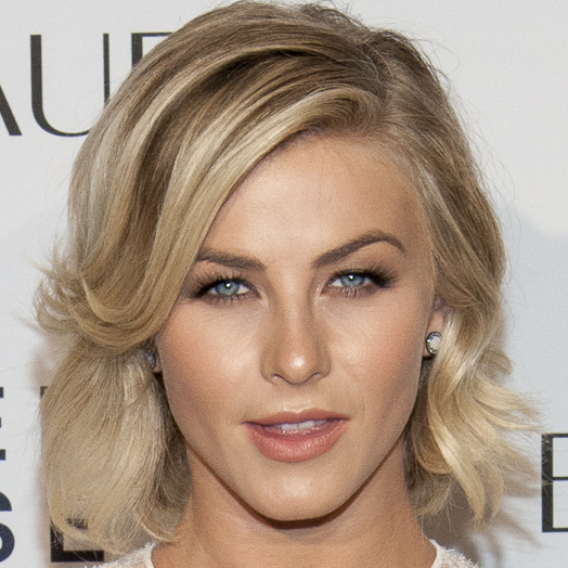 What Did Julianne Hough Just Do to Her Hair?