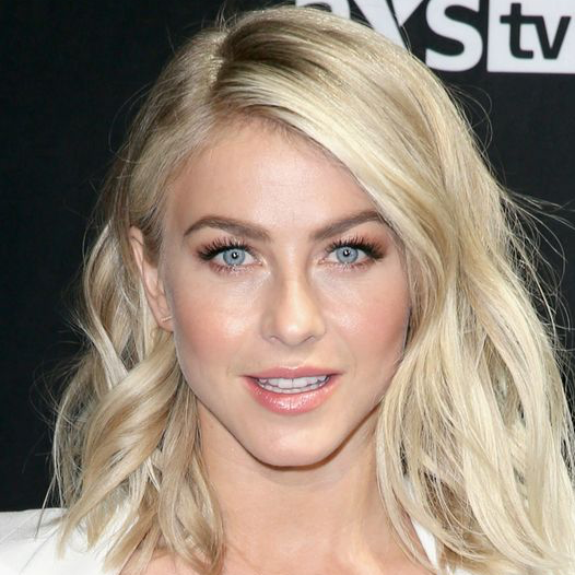 Julianne Hough Has a New Haircut and Color