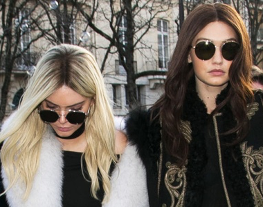 Kendall Jenner and Gigi Hadid Swapped Hair Colors!