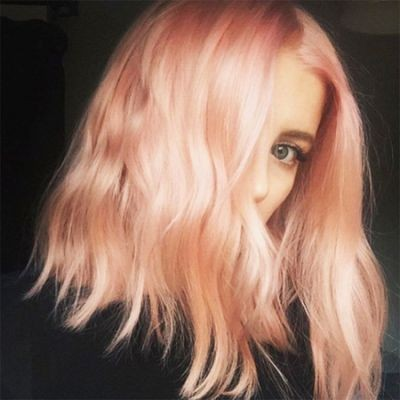 "Will This Be the ""It"" Hair Color in 2017?"