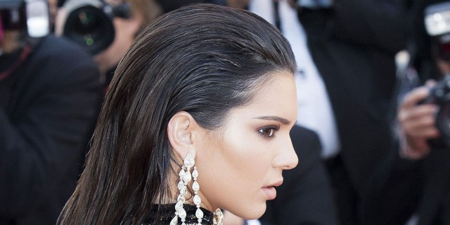 Kendall Jenner Has a New 'Do!