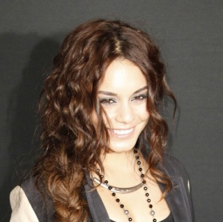 Vanessa Hudgens Has a New Look!