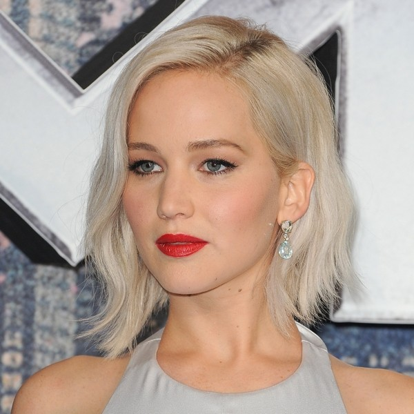 Jennifer Lawrence Bob