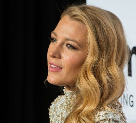 Blake Lively's Cool Braid